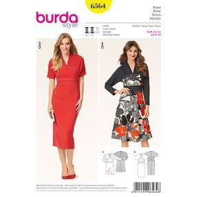 Burda Style Pattern 6564 Dress