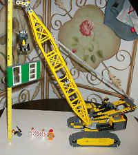 Lego 7632 crawler crane