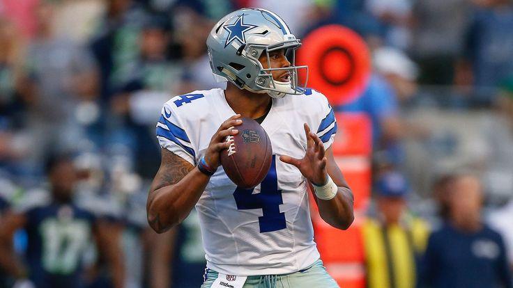 Dallas Cowboys Dak Prescott #dakprescott #dallascowboys https://www.barrystickets.com/cowboys-tickets/