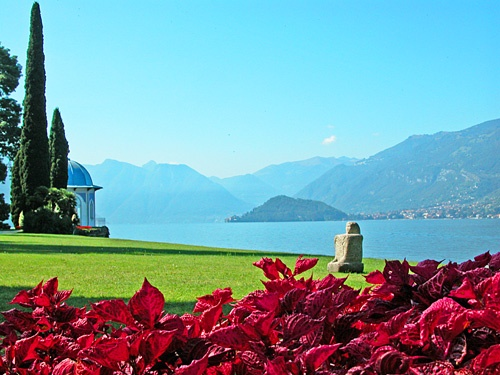 Villa Melzi, Lake Como, Italy