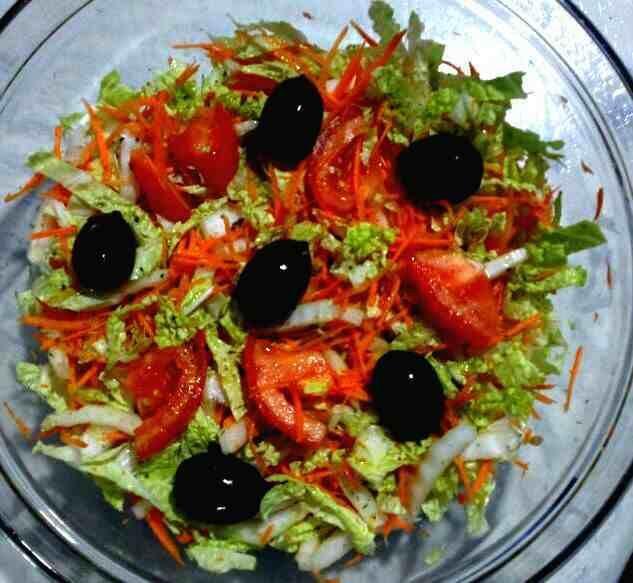Быстрые салаты легкого приготовления рецепт