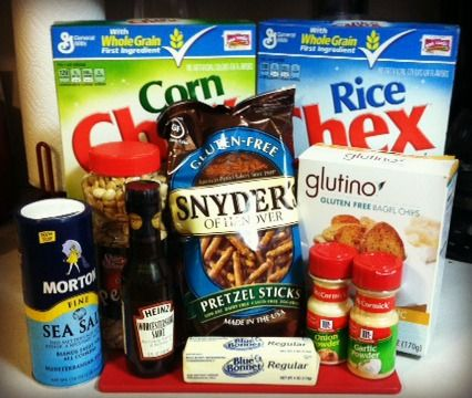 Donna's Deals and MoreTasty Tuesday - Gluten Free Chex Mix » Donna's Deals and More