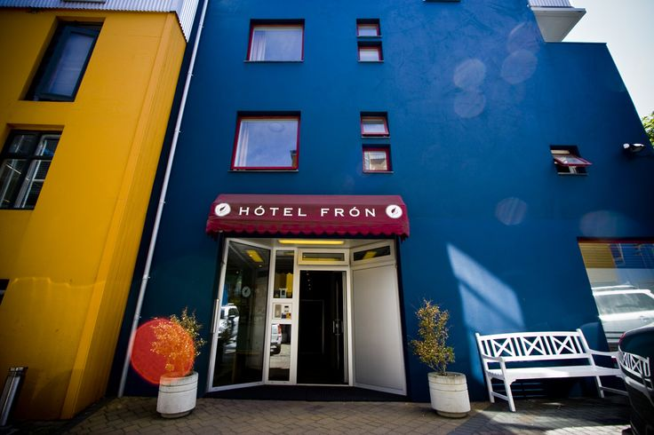 When in Iceland, loved staying at Hotel Fron. Friendly and clean! Can't wait to go back!