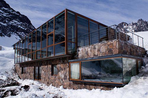 the ultimate ski lodge.  ski, drink hot chocolate, ski, fire time reading, hot tea, and the nanny reruns.