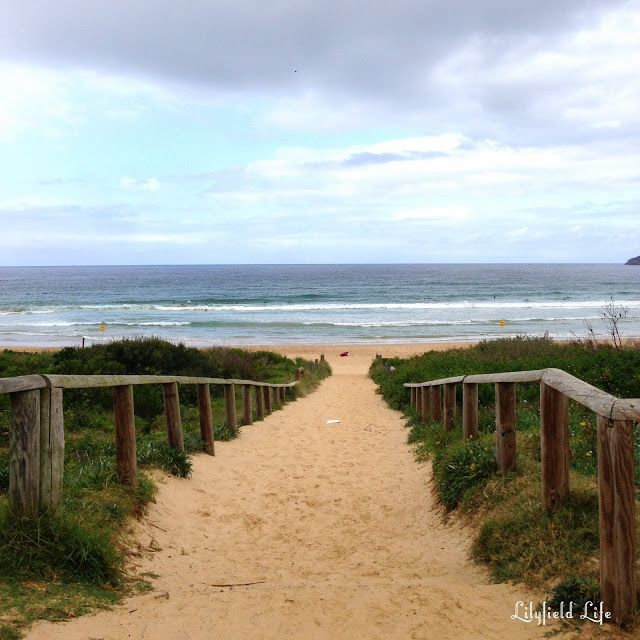 Freshwater: love a sandy path down to the ocean