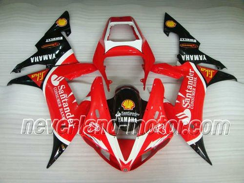 YAMAHA YZF-R1 2002-2003 ABS Fairing - Santander Click to Buy ABS Fairings for Yamaha YZF-R1 from http://www.neverland-motor.com/yamaha-yzf-r1-2002-2003-abs-fairing-yzfr1-02-03-santander-carenage-carenado-verkleidung.html #YamahaFairing   #YZFR1Fairing   #YamahaYZFR1Fairing   #2002YamahaYZFR1Fairing   #2003YamahaYZFR1Fairing   #YamahaReplacementFairingsYZFR1 #YamahaYZFR1BodyKits #YamahaYZFR1Plastic  #AftermarketFairingsYamahaYZFR1  #NeverlandmotorFairing    #MotorcycleFairing…