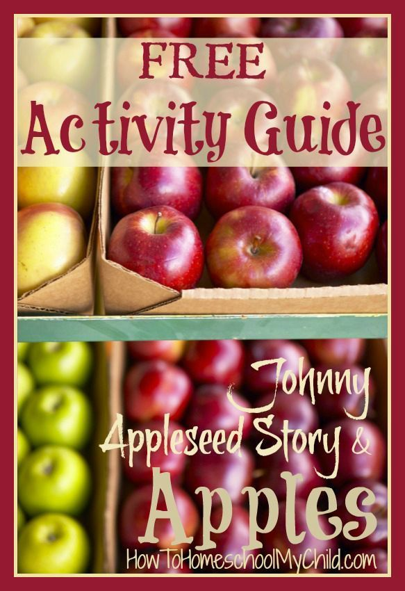 Johnny Appleseed Story Activities Monday Meals Johnny Appleseed Activities Apple Activities Johnny Appleseed