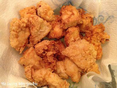The Crafty Blog Stalker: Chicken Nugget Recipe - Easy & So Yummy!