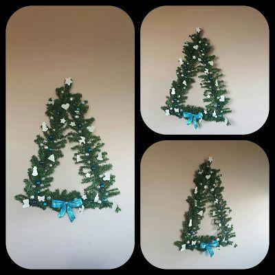 Ötletes Blog: Különleges karácsonyi dekoráció gyorsan és egyszer...