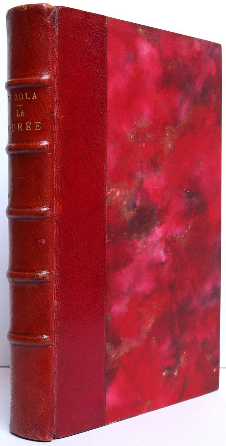 Une belle édition de « La Curée » de Émile Zola magnifiquement illustrée avec des gravures de Georges Jeanniot.