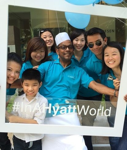"""[Read] Hyatt: One of the World's Best Multinational Workplaces  Great Place to Work® announced Hyatt as one of the World's Best Multinational Workplaces in 2014. """"It's hard to boil down Hyatt's culture into one word, but, I would say that family is what anchors our organization. Our colleagues are the carriers of our culture."""" - Robb Webb, Hyatt's Chief Human Resources Officer"""
