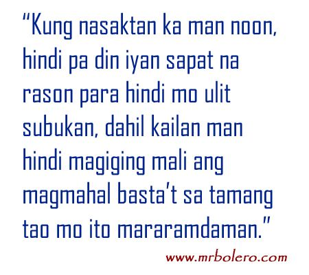 tagalog love quotes sad love quotes and sad love on pinterest : Sad ...
