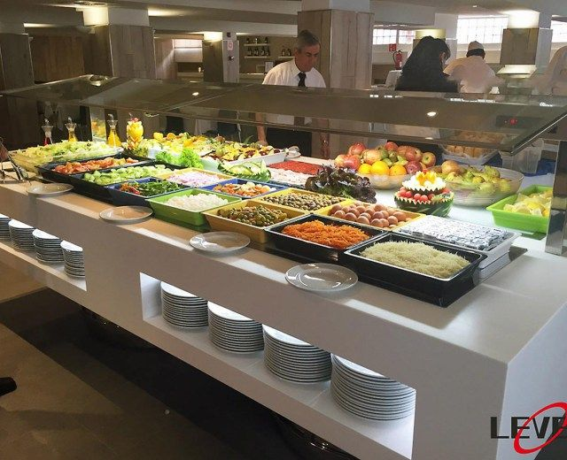 Salat buffet hamburg