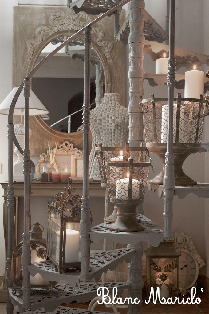 Oltre 25 fantastiche idee su country francese su pinterest arredamento di bagno francese - Blanc mariclo mobili ...