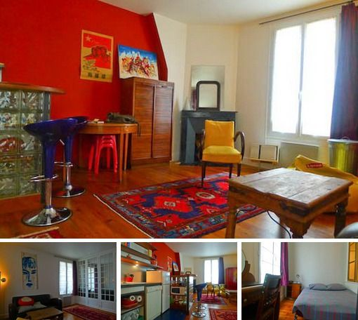 1 Bedrooms Apartments For Rent: 17 Best Images About Paris 1-bedroom Apartments Rent On