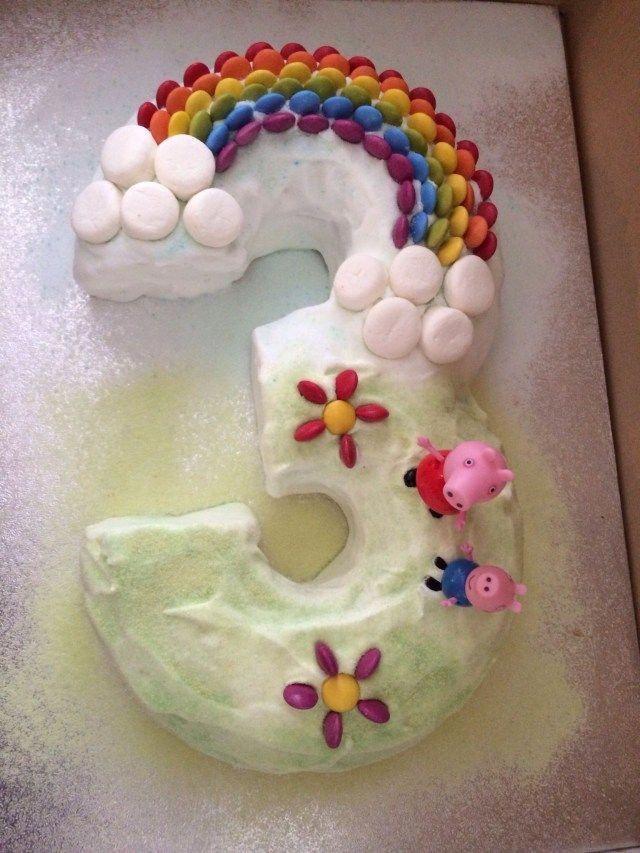 18++ Geburtstagskuchen kinder 3 jahre ideen