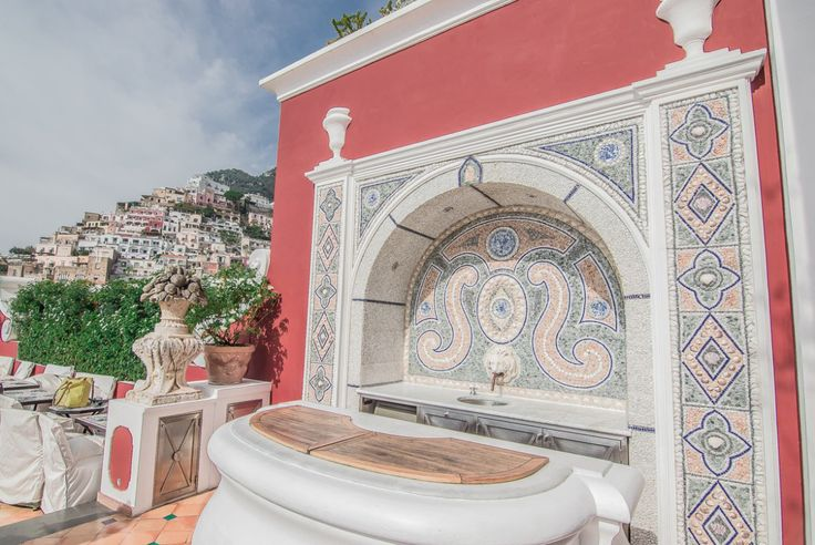 Best Views In Positano | Where to stay in Positano | Le Sirenuse Hotel | Amalfi Coast | Italy | Boutique Luxury Hotels