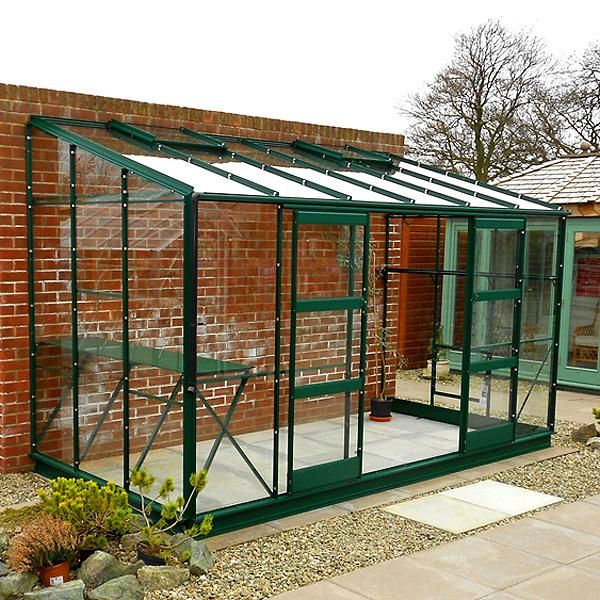 1000 Ideas About Lean To Greenhouse Kits On Pinterest