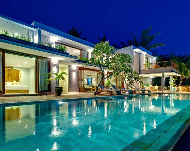 Malimbu Cliff Villa @ Lombok Island-Bali