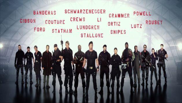 'Los Indestructibles 3': Lanzan primer avance del tráiler