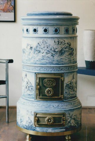 How can you not adore these swedish stoves