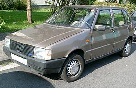 Fiat Uno – 1983