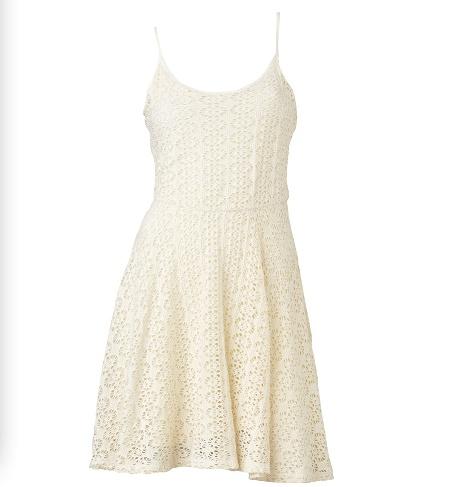 Vanessa Lace Dress #sportsgirl