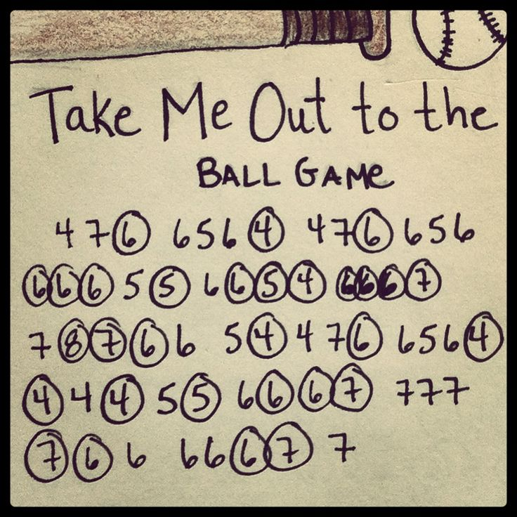 "Harmony CaPleur showcases ""Take Me Out to the Ball Game"" for Opening Day and as a great song to practice jumping holes on the harmonica."