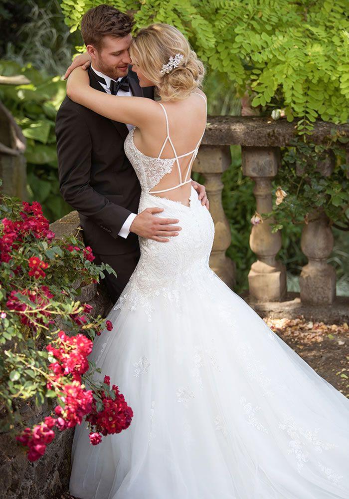 Klassisch Romantische Brautkleider Aus Essense Von Australien 2018