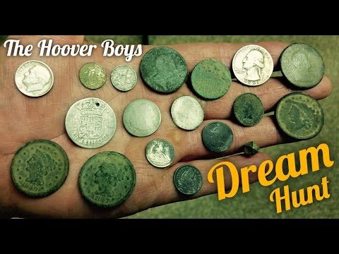 Metal Detecting Finds A Colonial Honey Hole, #72 Dream Hunt - YouTube