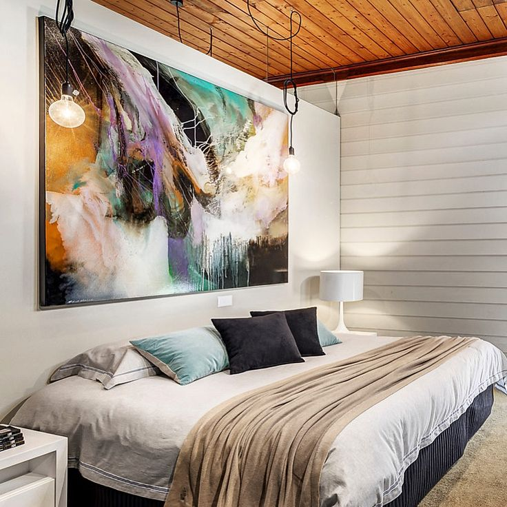 Bedroom Styled By Lisa Gole Interiors Australia Featuring