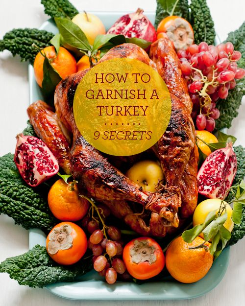 36 Thanksgiving Decorating Ideas And Traditional Recipes: 25+ Best Ideas About Turkey Platter On Pinterest