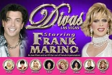 The Frank Marino Las Vegas Divas! Live show at Imperial Palace features some of the fabulous female impersonators on the planet.