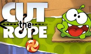 Cut the rope - FGOG(Flash Game & Online Game)