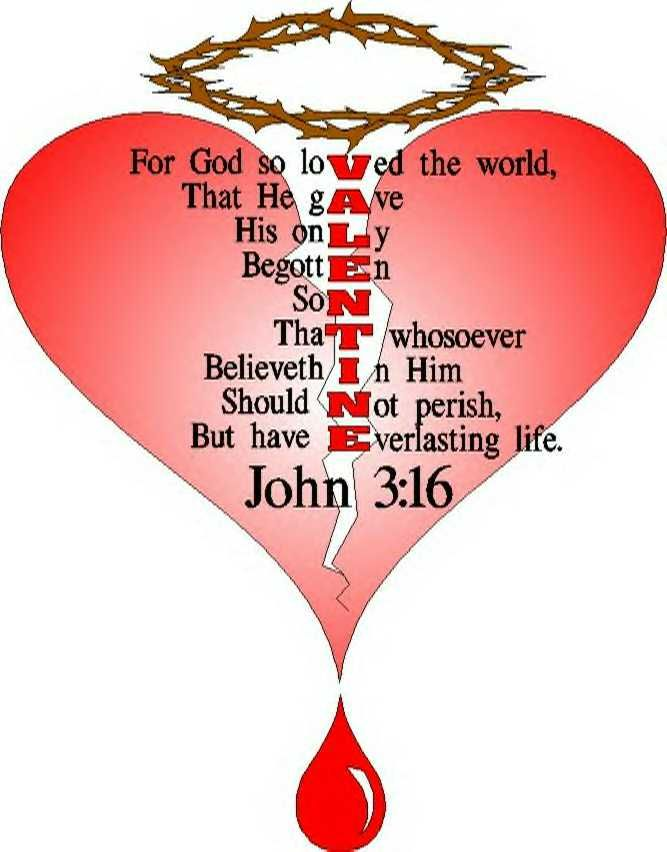 79 best Valentines Day images on Pinterest  Bible verses