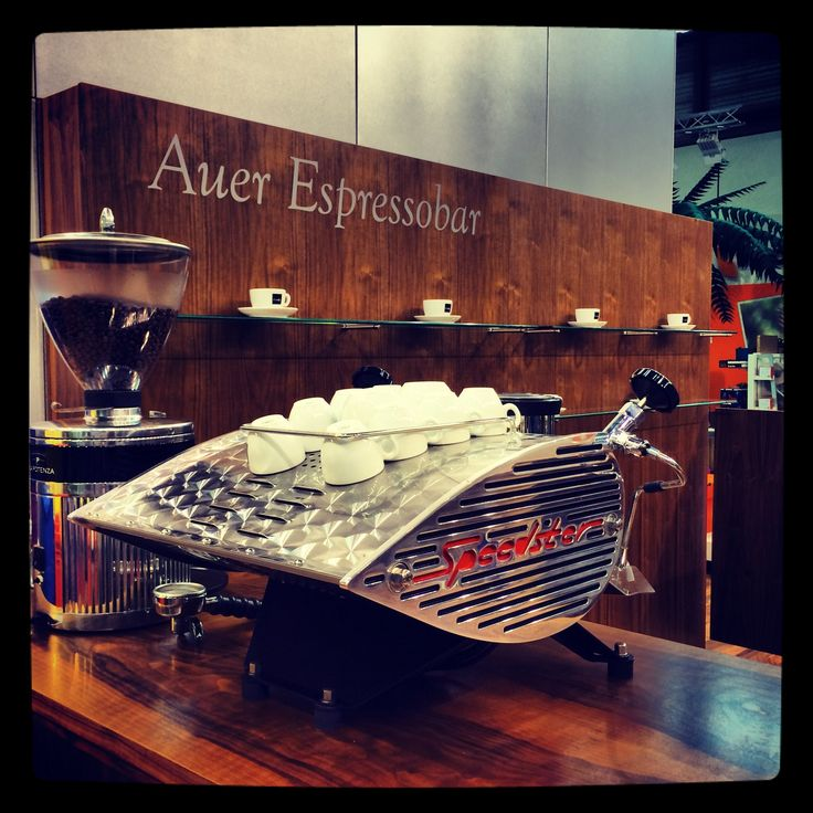 Want some coffee? Visit our AUER Espressobar at Brau Beviale Nürnberg 11.-13. November @ Halle 4 - Stand 4-335  #auerpackaging #visitus #braubeviale #nürnberg #espressobar