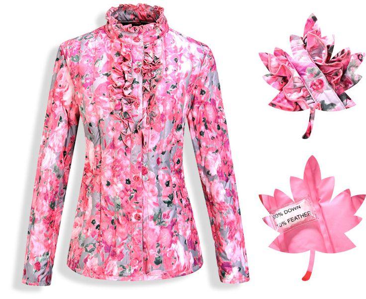 Dámská jarní bunda Sakura #http://pinterest.com/savate1/boards/