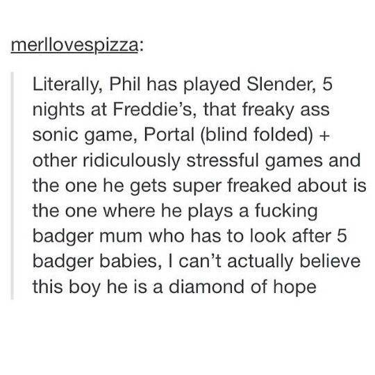 Philllllll whhhhyyyy are you soo amazing<<< whelp he's amazingphil for a reason!