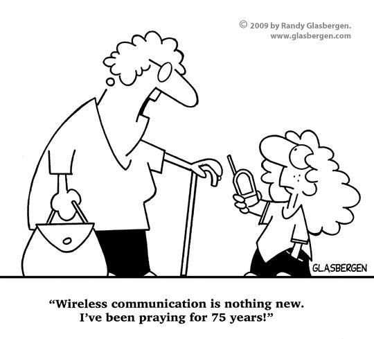 religous cartoons | Christian Cartoons, Cartoons for Christians | Randy Glasbergen - Today ...