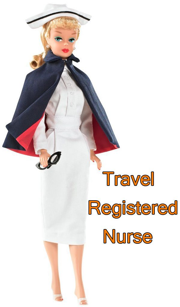 Travel Registered #Nurse: Requirements, Skills, Responsibilities, #Salary and Job Outlook #RN