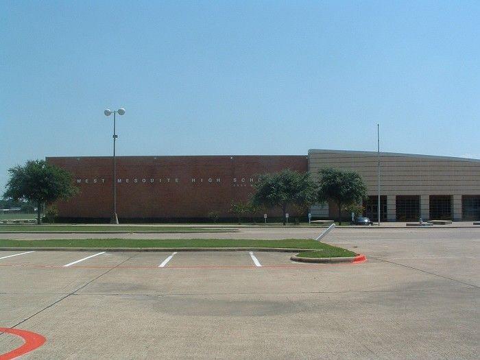 Last 9 weeks of 10th grade & 11th grade west mesquite high school   west mesquite high school west mesquite high school 2500 memorial ...