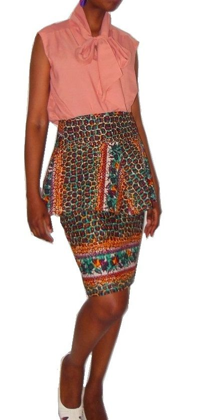 173 Best Images About African Culture Dresses On Pinterest