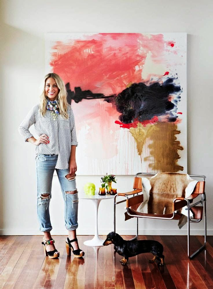 South Shore Decorating Blog: My Favorite Art and Artists