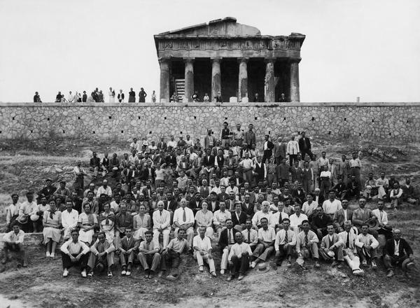 Agora excavators1933.