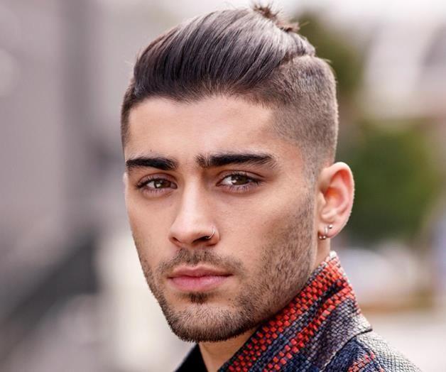 Zayn Malik Haircuts Long Hair Man Bun Zayn Malik Hairstyle Menshairstyle Menshairstyles Menshaircuts Zayn Malik Hairstyle Man Bun Hairstyles Hairstyles Zayn
