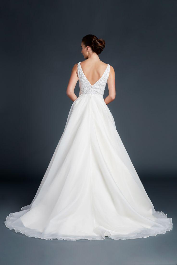 18+ Sheer silk wedding dresses ideas