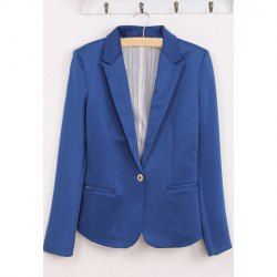 Cheap Blazers For Women | White And Black Blazers For Women Online At Wholesale Prices | Sammydress.com Page 3