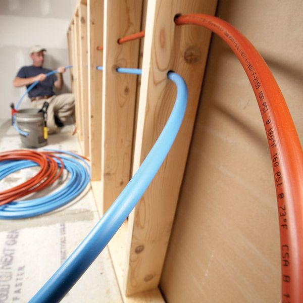 Best 25 pex plumbing ideas on pinterest plumbing pex for Is pex pipe better than copper