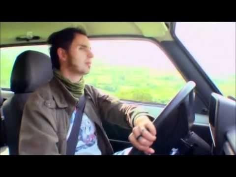 Fifth Gear video :: Lada Niva off-road test