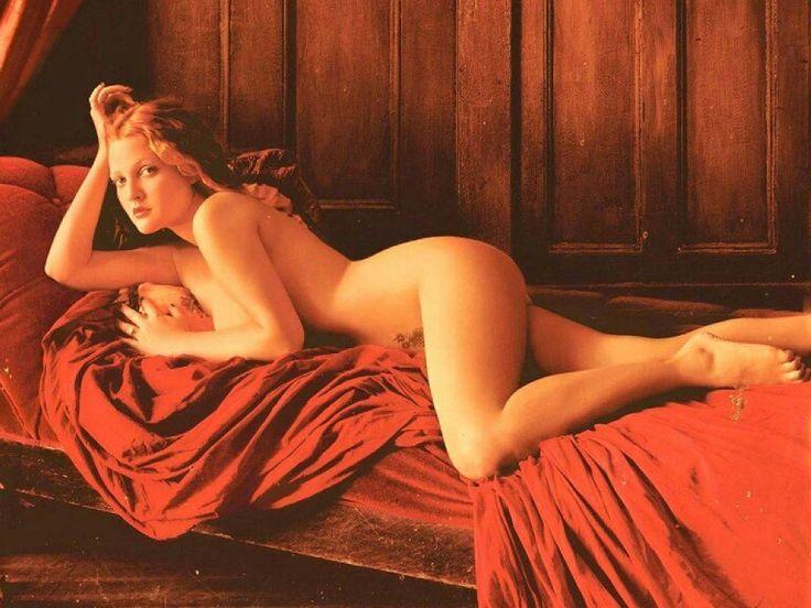 Drew barrymore interview magazine nude — photo 12
